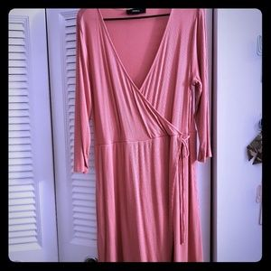 Pink(coral) dress